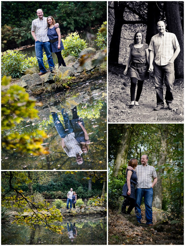 Oliver and Kate's pre wedding shoot
