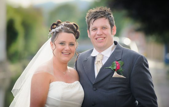Lee and Gayle's Wedding Photography – Halifax Registry Office and Prego's