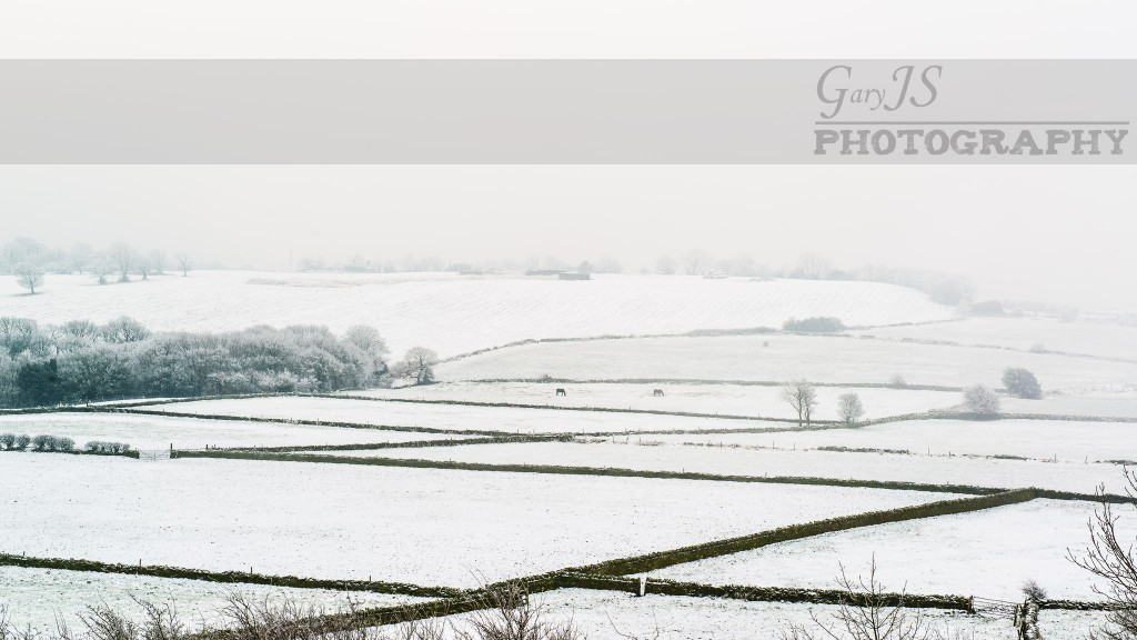Snow Fields - Farnley Tyas