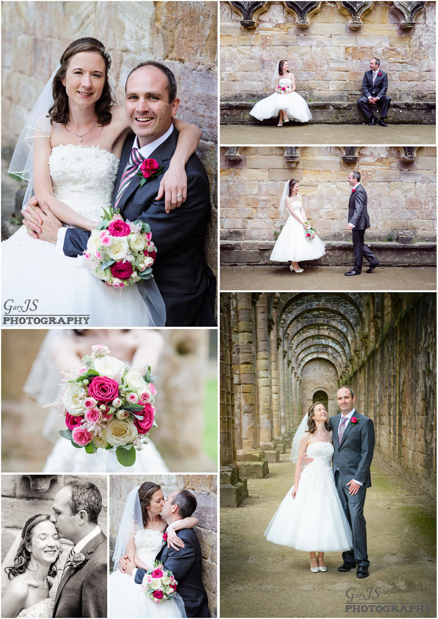 Fountains Abbey Wedding Photographer