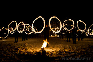 Marsden Imbolc Fire Festival 2016