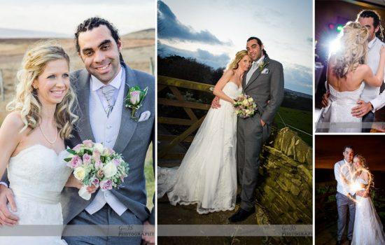 Wedding Photography of Amy and Gaz   Huntsman Inn, Holmfirth