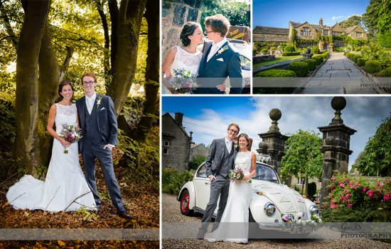 Holdsworth House Wedding Photography – Monique and Thomas
