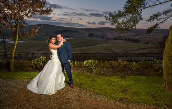 Saddleworth Hotel | Wedding Photography | Naomi and James