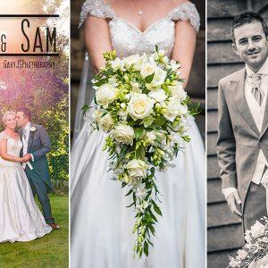 Holmfirth Wedding Photographer – Sally and Sam | Christ Church New Mill and Hornecote Farm
