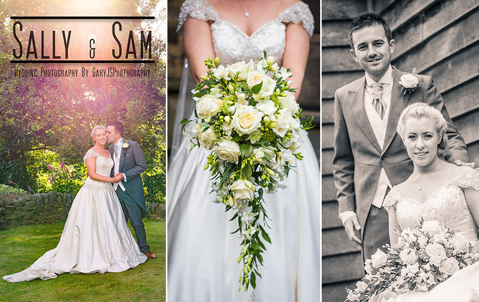 Holmfirth Wedding Photographer - Sally and Sam | Christ Church New Mill and Hornecote Farm