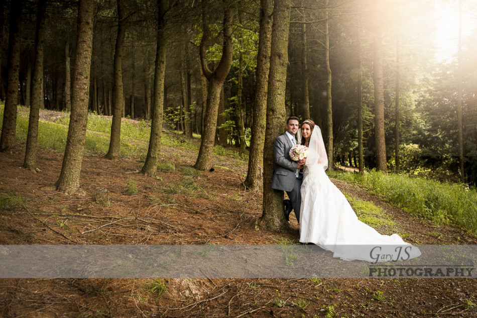 Carl and Hayley | The Saddleworth Hotel Wedding Photography | Holmbridge Church