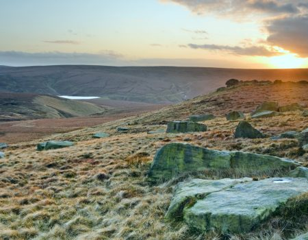 Pennine Bliss – Landscape Photography | Peak District National Park
