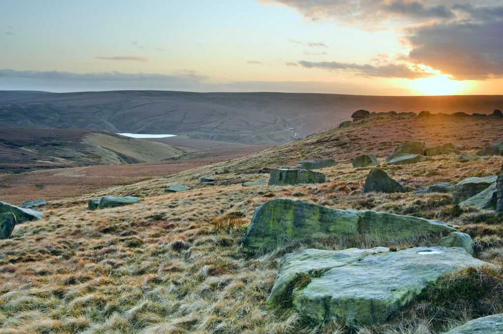 Pennine Bliss – Landscape Photography   Peak District National Park