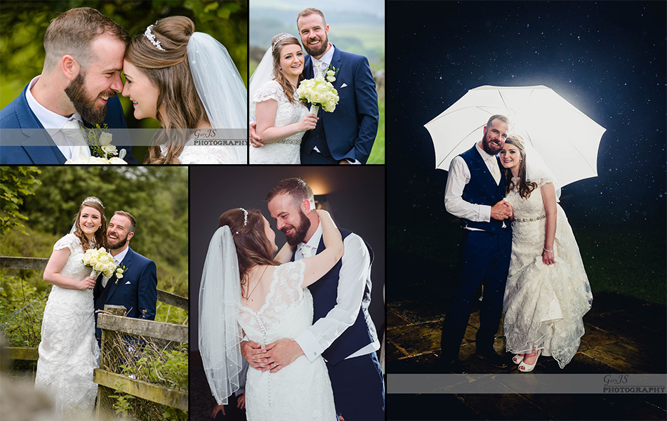 The Huntsman Inn, Holmfirth & St John's Church, Upperthong Wedding Photography   Emily and Graham