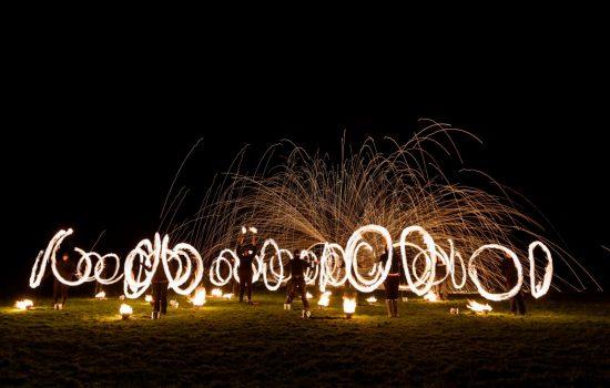 Marsden Imbolc Fire Festival 2018