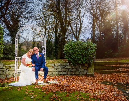 Paul And Christine at Durker Roods Hotel | Meltham Wedding Photographer