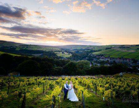 Michele and Paul | Holmfirth Vineyard Wedding Photographer